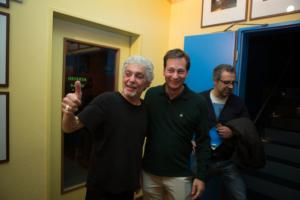 with Steve Gadd at Jazz Cat Club Ascona 2017