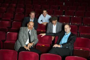 with George Robert, Dado Moroni, Peter Washington, Jeff Hamilton