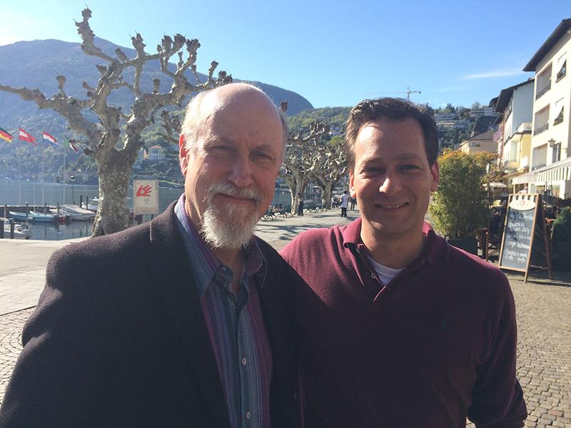 Nicolas Gilliet with John Scofield