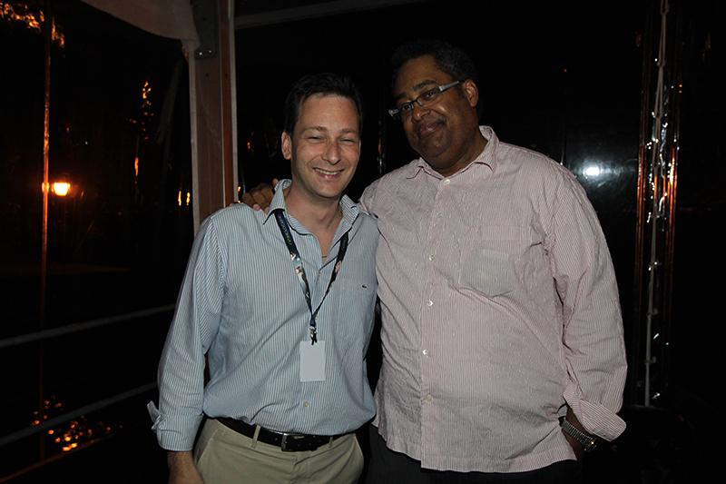 Nicolas Gilliet with Jon Faddis