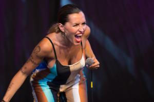 Serena Brancale, vocals