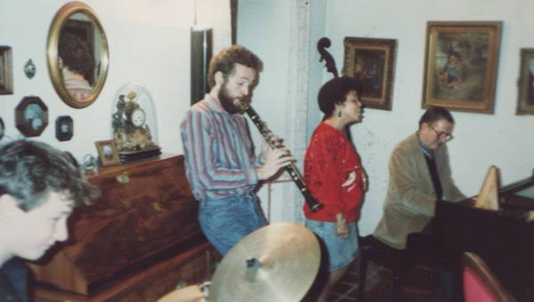 Jam with Lillian Boutté, Thomas L'Etienne and Ralph Sutton, 1985