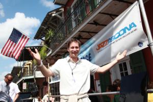 VIAGGIO A NEW ORLEANS 2009, FRENCH QUARTER FESTIVAL, SWAMP, PIANTAGIONI, MESSA FATHER LEDOUX