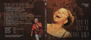 Lillian Boutté - You've gotta love Lil!