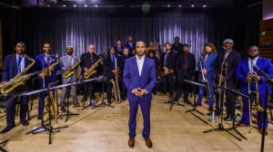 NOJO - New Orleans Jazz Orchestra directed by Adonis Rose