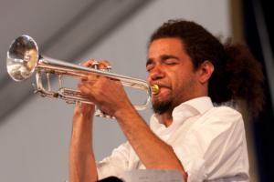 Ashlin Parker, trumpet